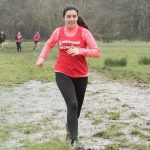 Widnes Wasps Ladies Running Club - North West Cross Country League - Town Park, Runcorn