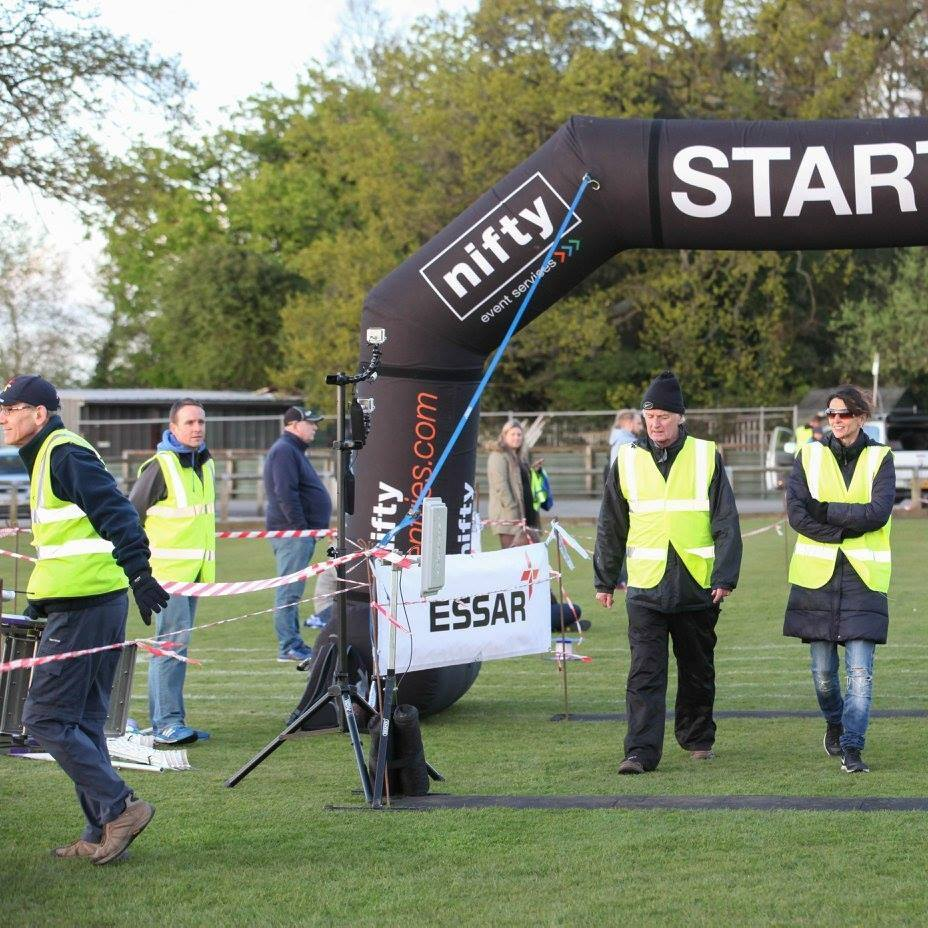 WIDNES WASPS CHAMPIONSHIP - 5 MILE RACE - Essar Chester Spring 5