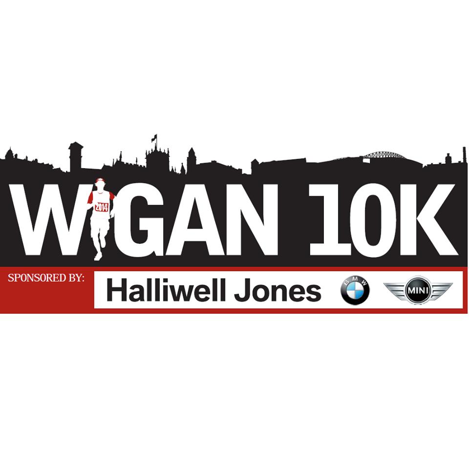 WIDNES WASPS CHAMPIONSHIP - 10k RACE - Wigan 10k